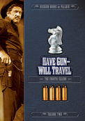 HAVE GUN WILL TRAVEL:SEASON 4 VOL 2 - DVD Movie