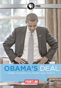 FRONTLINE:OBAMA'S DEAL - DVD Movie