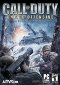 CALL OF DUTY:UNITED OFFENSIVE (PC)(EXPANSION PACK)