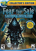 FEAR FOR SALE:MYSTERY OF MCINROY MANOR