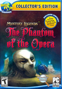 MYSTERY LEGENDS:PHANTOM OF THE OPERA
