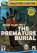 DARKTALES 3:POE PREMATURE BURIAL