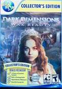 DARK DIMENSIONS:WAX BEAUTY CE