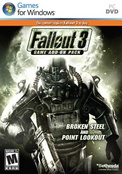 FALLOUT 3 ADD-ON PACK BROKEN STEEL AND POINT LOOKO