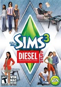 SIMS 3 DIESEL STUFF PACK(WIN-MAC)