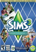 SIMS 3 HIDDEN SPRINGS