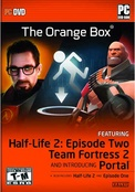 ORANGE BOX(HALF-LIFE 2/HALF-LIFE2 EP 1/HALF-LIFE 2