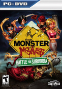 MONSTER MADNESS:BATTLE FOR SUBURBIA