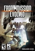 FRONT MISSION EVOLVED NLA