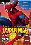 SPIDERMAN CREATIVE STUDIO-NLA