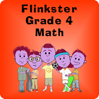 FLINKSTER GRADE 4 MATH FOR WINDOWS