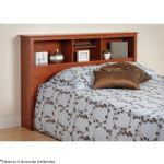 Prepac Full / Queen Bookcase Headboard - CSH-6643