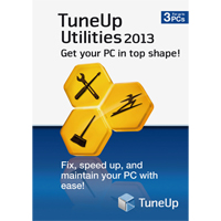 TUNEUP UTILITIES 2013 - 3 PCS