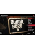 Guitar Hero 5 Bundle - For PS2