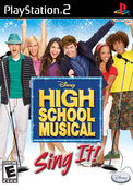 HIGH SCHOOL MUSICAL SING IT-NLA