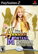 HANNAH MONTANA SPOTLIGHT WORLD TOUR-NLA