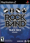 ROCK BAND TRACK PACK VOL 1-NLA