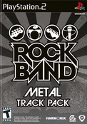 ROCK BAND METAL TRACK PACK-NLA