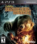 Activision 76433 Cabela's Dangerous Hunts 2011 PS3