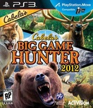 CABELAS BIG GAME HUNTER 2012 (MOVE COMPATIBLE)