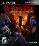 RESIDENT EVIL:OPERATION RACCOON CITY (M)