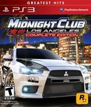 MIDNIGHT CLUB LA COMPLETE EDITION GREATEST HITS