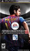 FIFA SOCCER 13