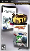 MERCURY LIMITED EDITION BUNDLE (2 GAMES ON ONE UMD