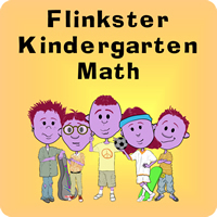 FLINKSTER KINDERGARTEN MATH FOR WINDOWS