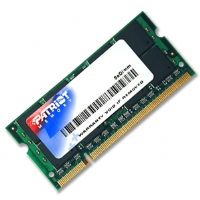 Patriot 2048MB PC5400 DDR2 667MHz SODIMM Laptop Memory