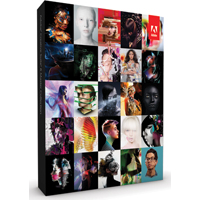 ADOBE CREATIVE SUITE 6 MASTER COLLECTION (MAC)