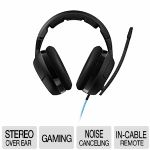 Roccat Kave XTD Stereo Premium Gaming Headset - Noise-Canceling Mic, In-Cable Remote, Comfortable - ROC-14-610