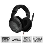 Roccat Kave XTD Stereo Desert Strike Premium Gaming Headset - Noise-Canceling Mic, In-Cable Remote, Comfortable - ROC-14-613