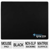 Roccat ROC-13-052 Taito King-Size Gaming Mousepad - 3mm, Nano Matrix Surface, Non-Slip Backing, Black