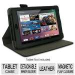 rooCASE Dual-View Leather Case for Google Nexus 7