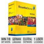 Rosetta Stone Language Learning Software - German, Level 1-5 Set (27797)
