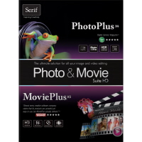 SERIF PHOTO AND MOVIE SUITE
