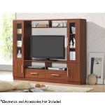 RTA Products Techni Mobili Entertainment Center - RTA-1817-OAK