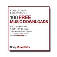 100 FREE Sony Music Downloads