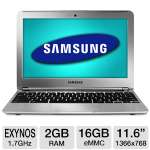 "Samsung 11.6"" 16GB WiFi Chromebook"