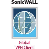 SonicWALL Global VPN Client - 5 Pack, License for Windows