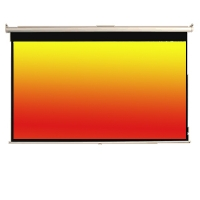 "Mustang SC-M92D16:9 92"" 16:9 Manual Projector Screen-92"" Diagonal, Matte White-SC-M92D16:9"