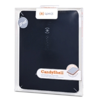 Speck IPAD-CNDY-A02A03 CandyShell Case - Compatible For iPad, Batwing Black