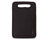Speck IPAD-PXSD-A02A00 PixelShield - For iPad, 3 Layers, Padded Neopene Exterior, Micro-Fleece Inner Lining, Carry Handle, Black