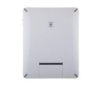 Speck IPAD-CNDY-A04A03 CandyShell Case - iPad, Flip Back Panel, Rubberized Interior, GoGo White