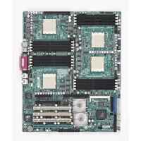 SuperMicro MBD-H8QCE Motherboard - NVIDIA nForce Pro 2200, Quad Socket 940, Proprietary Form Factor, Video, PCI Express, IPMI 2.0, Dual Gigabit LAN, USB 2.0, Serial ATA (MBD-H8QCE-B)