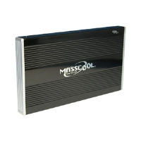 "Masscool 2.5"" Hard Drive Enclosure UHB-UE212 - SATA to USB"
