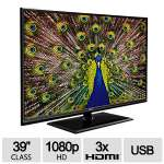 "KC 39"" Class 1080p LED HDTV - 3x HDMI, 60HZ, 30001: Contrast Ratio -  KC3913"