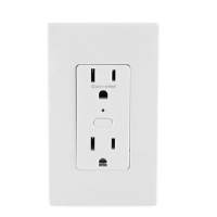 OutletLinc INSTEON Remote Control Outlet - White