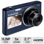 Samsung DV150F Dual-View Digital Camera